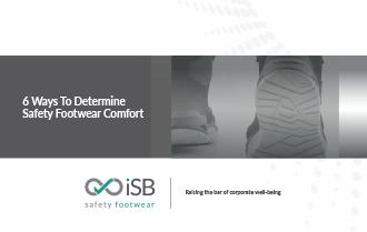 6 ways to determine safety footwear eBook cover