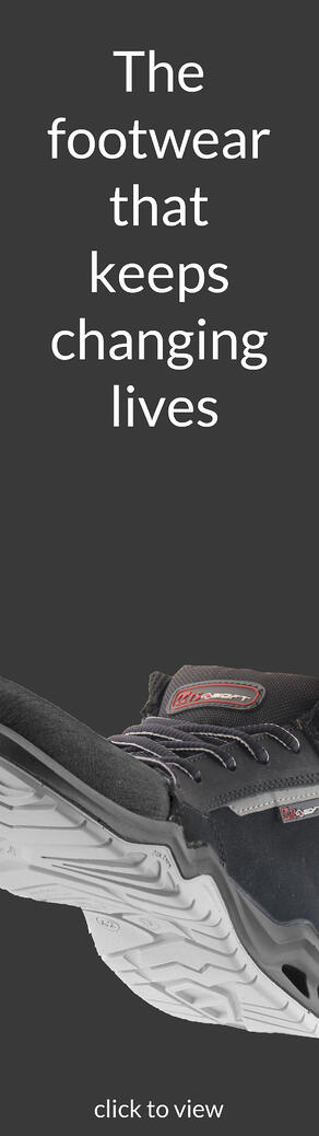 The footwear that changes lives