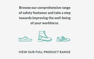 Browse shop footwear poster2